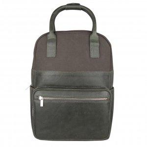 Cowboysbag Rocket Backpack 13 inch dark green II backpack