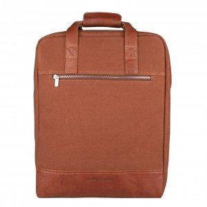 Cowboysbag Rockhampton Backpack 17 inch cognac backpack