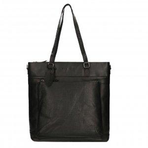 "Dimagini Classics 15"" Croco Business Shopper black"