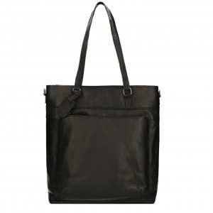 "Dimagini Classics 15"" Leather Business Shopper black"
