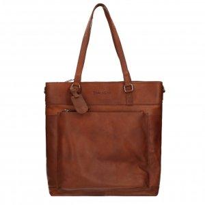 "Dimagini Classics 15"" Leather Business Shopper brown"