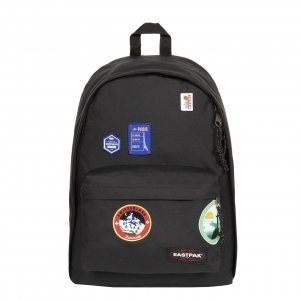 Eastpak Out Of Office Rugzak patched black