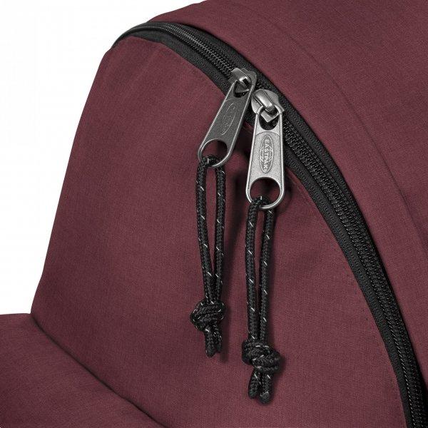 Eastpak Padded Zippl'r Rugzak crafty wine backpack van Nylon