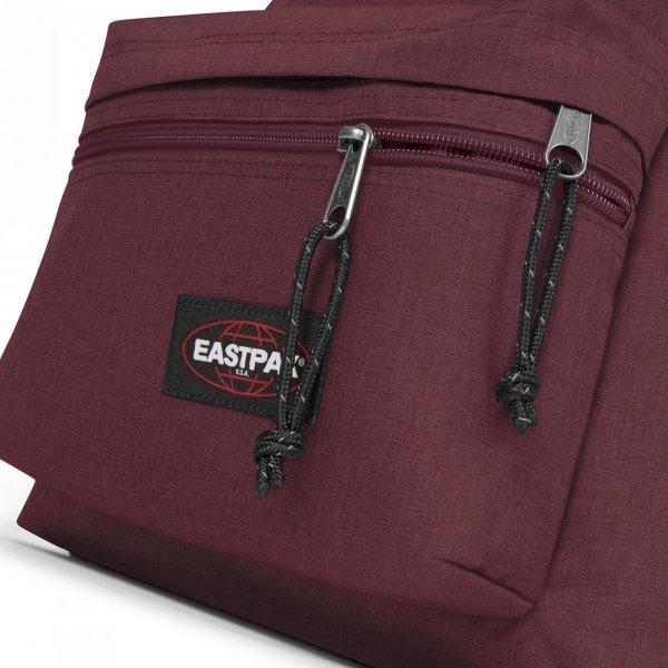 Eastpak Padded Zippl'r Rugzak crafty wine backpack