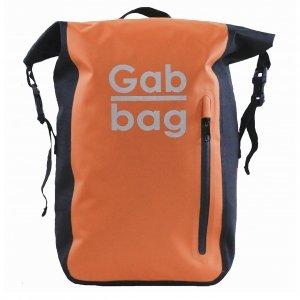 Gabbag Reflective Waterdichte Rugzak 25L oranje backpack