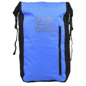 Gabbag Reflective Waterdichte Rugzak 35L blauw backpack