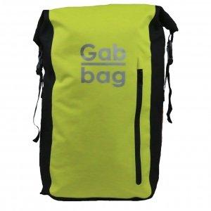 Gabbag Reflective Waterdichte Rugzak 35L geel backpack