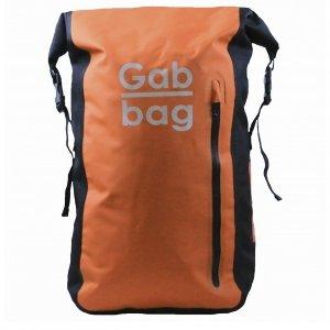 Gabbag Reflective Waterdichte Rugzak 35L oranje backpack