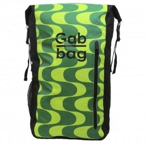 Gabbag The Original Bag II groen backpack
