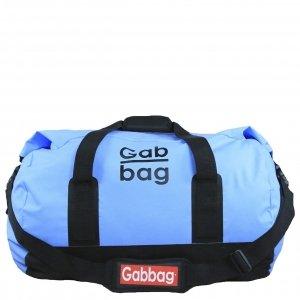 Gabbag Waterdichte Reistas 65L blauw Weekendtas