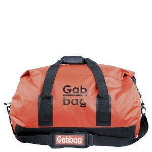Gabbag Waterdichte Reistas 65L rood Weekendtas