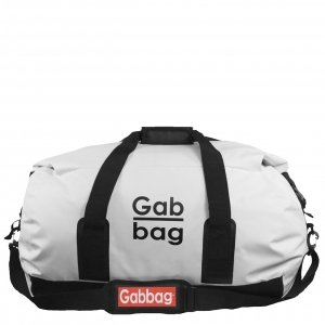 Gabbag Waterdichte Reistas 65L wit Weekendtas