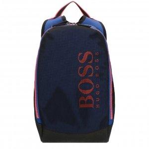 Hugo Boss Evolution Backpack medium blue backpack