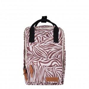 Little Indians Dots Girls Backpack zebra