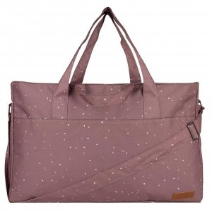 Little Indians Mommy Bag Dots canyon clay Luiertas