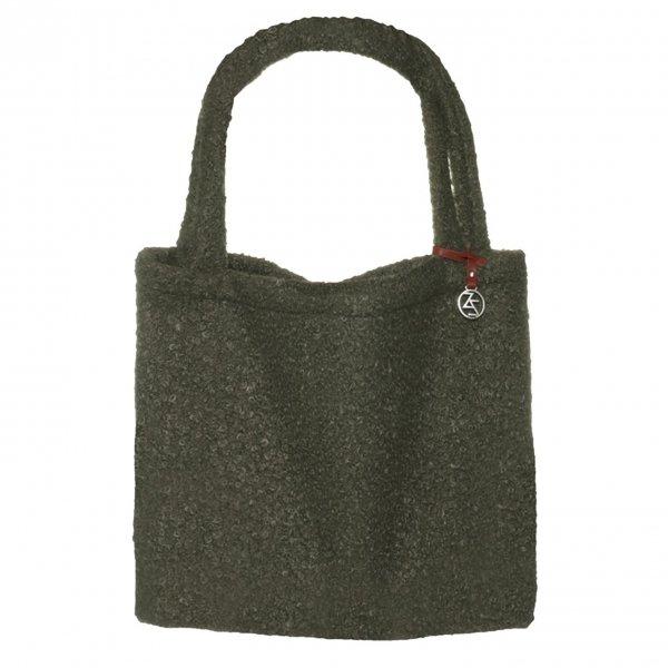 Mozz Mom Bag Easy Going Boucle olive Damestas