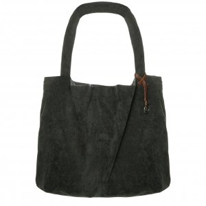 Mozz Mom Bag Easy Going Coduroy groen Damestas