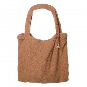 Mozz Mom Bag Easy Going Teddy camel Damestas