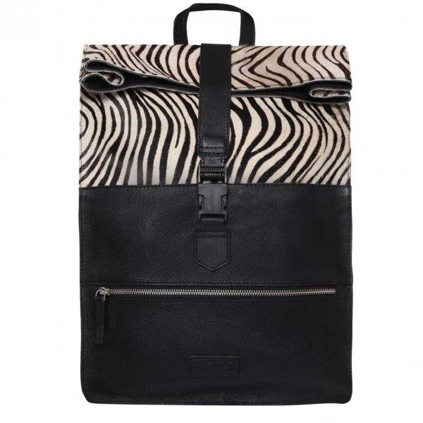 Mozz Wild Ones Gobi Backpack Luiertas zebra Damestas