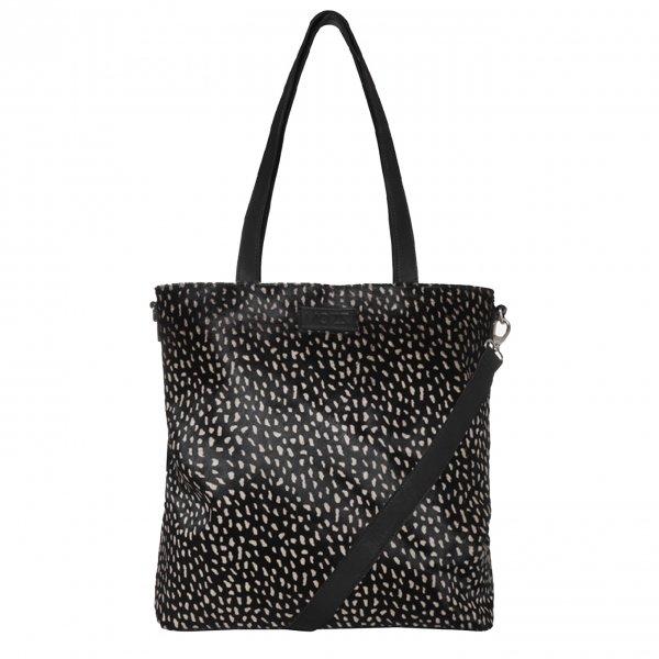 Mozz Wild Ones Momsbag Shopper dots reverse Damestas