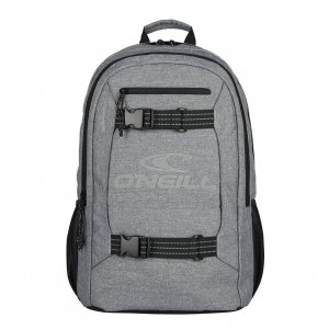 O'Neill BM Boarder Backpack silver melee backpack