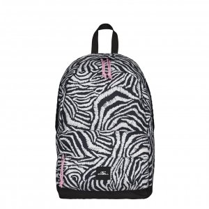 O'Neill BM Coastline Mini Backpack white aop