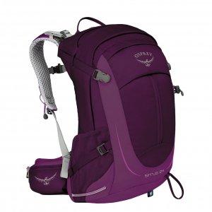 Osprey Sirrus 24 Backpack ruska purple backpack