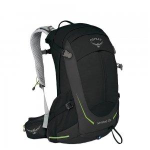 Osprey Stratos 24 Backpack black backpack