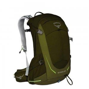 Osprey Stratos 24 Backpack gator green backpack