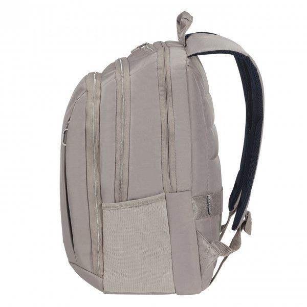 Samsonite Guardit Classy Backpack 15.6'' stone grey backpack van Polyester