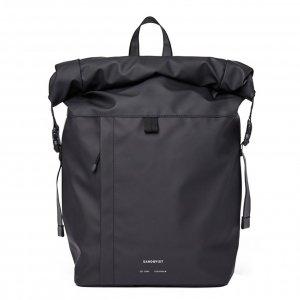 Sandqvist Konrad Backpack black Laptoprugzak