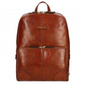 The Bridge Vespucci Backpack brown2 backpack