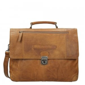 The Chesterfield Brand Matthew Business Bag cognac