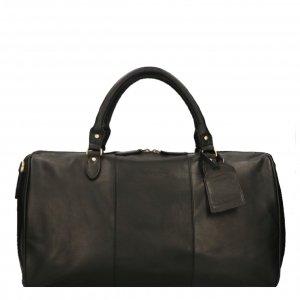 Travelbags The Weekender Duffel black Weekendtas
