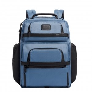Tumi Alpha Brief Pack Backpack storm blue backpack