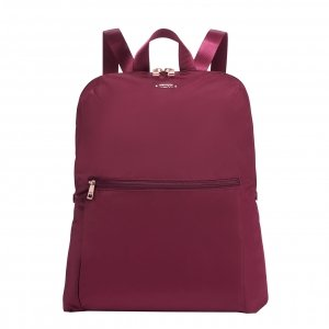 Tumi Voyageur Just in Case Backpack berry backpack