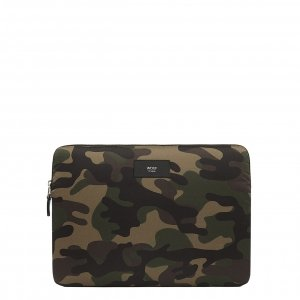 """Wouf Camouflage Laptophoes 13"""" army green Laptopsleeve"""