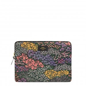 "Wouf Meadow Laptophoes 13"" multi flowers Laptopsleeve"