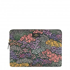 "Wouf Meadow Laptophoes 15"" multi flowers Laptopsleeve"