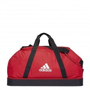 Adidas Tiro Sporttas met Bodemcompartiment L team power red/black/white