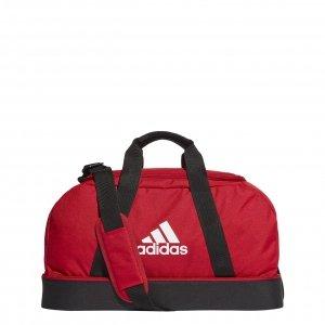 Adidas Tiro Sporttas met Bodemcompartiment S team power red/black/white