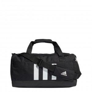 Adidas Training 3-Stripes Duffle S black/white Weekendtas