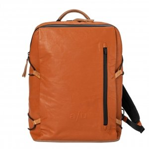 Aunts & Uncles Japan Saitama Backpack with Notebook Compartment 15'' glazed ginger backpack
