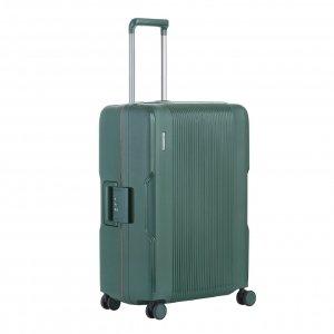 CarryOn Protector 4 Wiel Trolley 66 green Harde Koffer