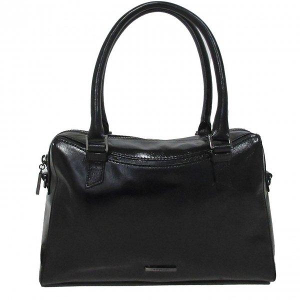 Claudio Ferrici Pelle Vecchia Handbag black Damestas