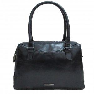 Claudio Ferrici Pelle Vecchia Handbag navy Damestas