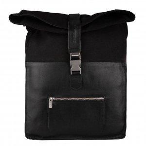Cowboysbag Hunter Backpack 17 inch black backpack