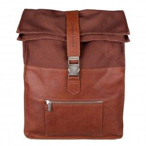 Cowboysbag Hunter Backpack 17 inch cognac backpack