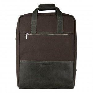 Cowboysbag Rockhampton Backpack 17 inch dark green backpack