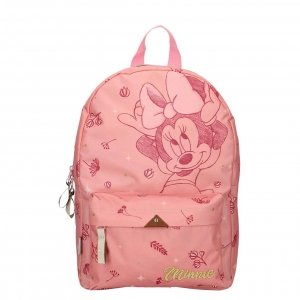 Disney Backpack Minnie Mouse One and Only peach Kindertas